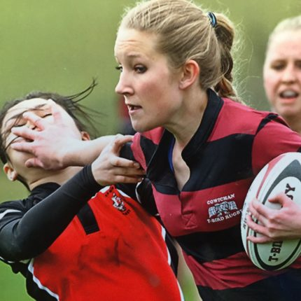 rugby straight arm